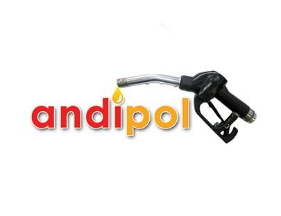 Grafika 3D | Animacje 3D | Projektowanie graficzne / Andipol - stacja paliw