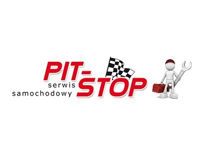 Grafika 3D | Animacje 3D | Projektowanie graficzne / Pit-Stop serwis samochodowy Płock