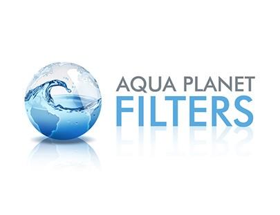 Grafika 3D | Animacje 3D | Projektowanie graficzne / Aqua Planet Filters