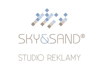 Grafika 3D | Animacje 3D | Projektowanie graficzne / sky & sand