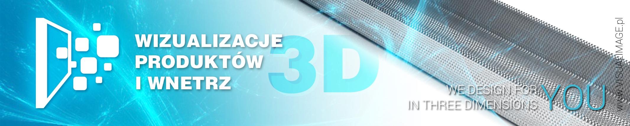 Wizualizacja 3D | Wizualizacja produktów | Wizualizacja wnętrz 3D | Visual Image