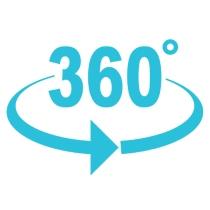 Wizualizacje 3D 360 Panoramic