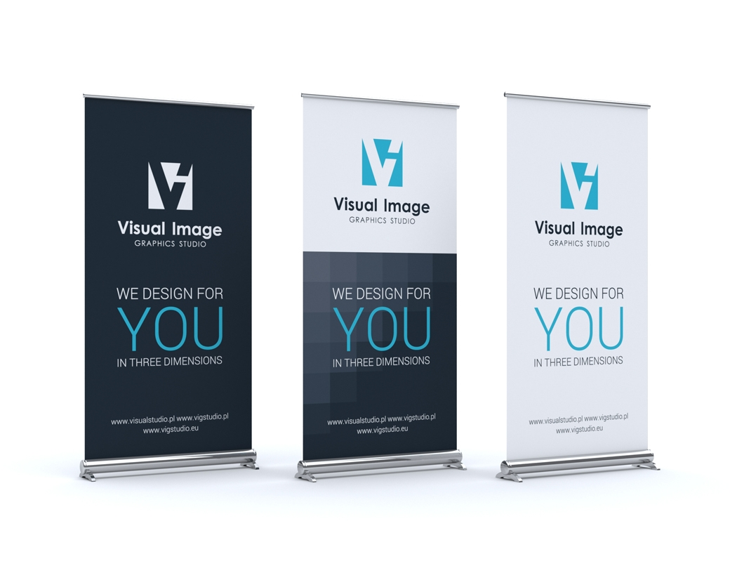 VISUAL IMAGE Office of the graphic design 3D 2D - 3D visualization - 3D modeling - Web pages | Roll-up advertising | Corporate Identity