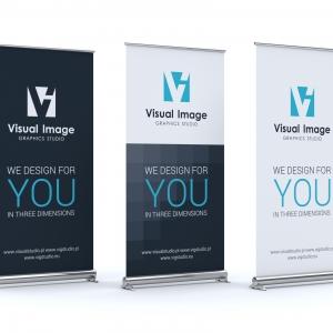 Grafika 3D | Animacje 3D | Projektowanie graficzne | Roll-up reklamowy | Identyfikacja wizualna