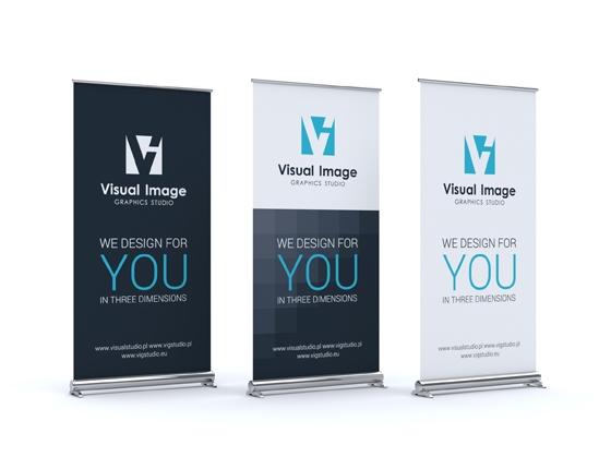 VISUAL IMAGE Studio projektowania graficznego 3D 2D - wizualizacje 3D - modelowanie 3D - responsywne strony internetowe / Roll-up reklamowy / Identyfikacja wizualna