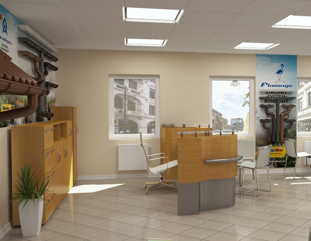VISUAL IMAGE Office of the graphic design 3D 2D - 3D visualization - 3D modeling - Web pages | Office Visualization | 3D visualization