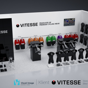 VISUAL IMAGE Office of the graphic design 3D 2D - 3D visualization - 3D modeling - Web pages | visualization of the stand | 3D visualization