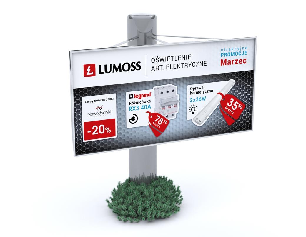 Grafika 3D | Animacje 3D | Projektowanie graficzne | Billboard reklamowy | Identyfikacja wizualna