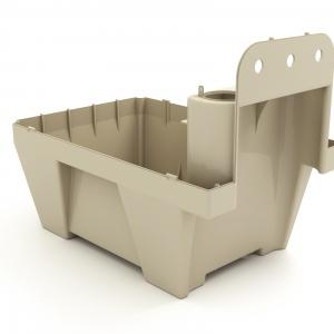 Grafika 3D | Animacje 3D | Projektowanie graficzne | Obudowa filtra do wody | Modele 3D wizualizacje