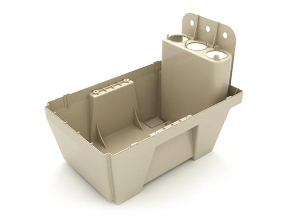 VISUAL IMAGE Studio projektowania graficznego 3D 2D - wizualizacje 3D - modelowanie 3D - responsywne strony internetowe / Obudowa filtra do wody / Modele 3D wizualizacje