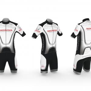 Grafika 3D | Animacje 3D | Projektowanie graficzne | Ubranie sportowe na rower | Identyfikacja wizualna