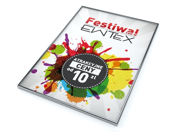 VISUAL IMAGE Studio projektowania graficznego 3D 2D - wizualizacje 3D - modelowanie 3D - responsywne strony internetowe / Festiwal EWTEX / Identyfikacja wizualna