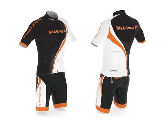 VISUAL IMAGE Studio / Ubranie sportowe na rower / Projekty ubrań