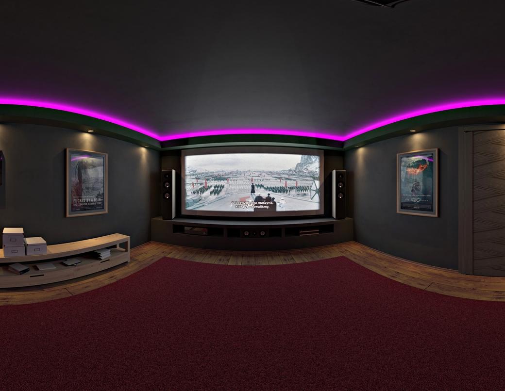 Grafika 3D | Animacje 3D | Projektowanie graficzne | Panoramy 360 | Wizualizacje 3D 360 stopni