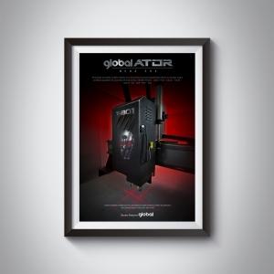 Grafika 3D | Animacje 3D | Projektowanie graficzne | Studio reklamy GLOBALATOR | Identyfikacja wizualna