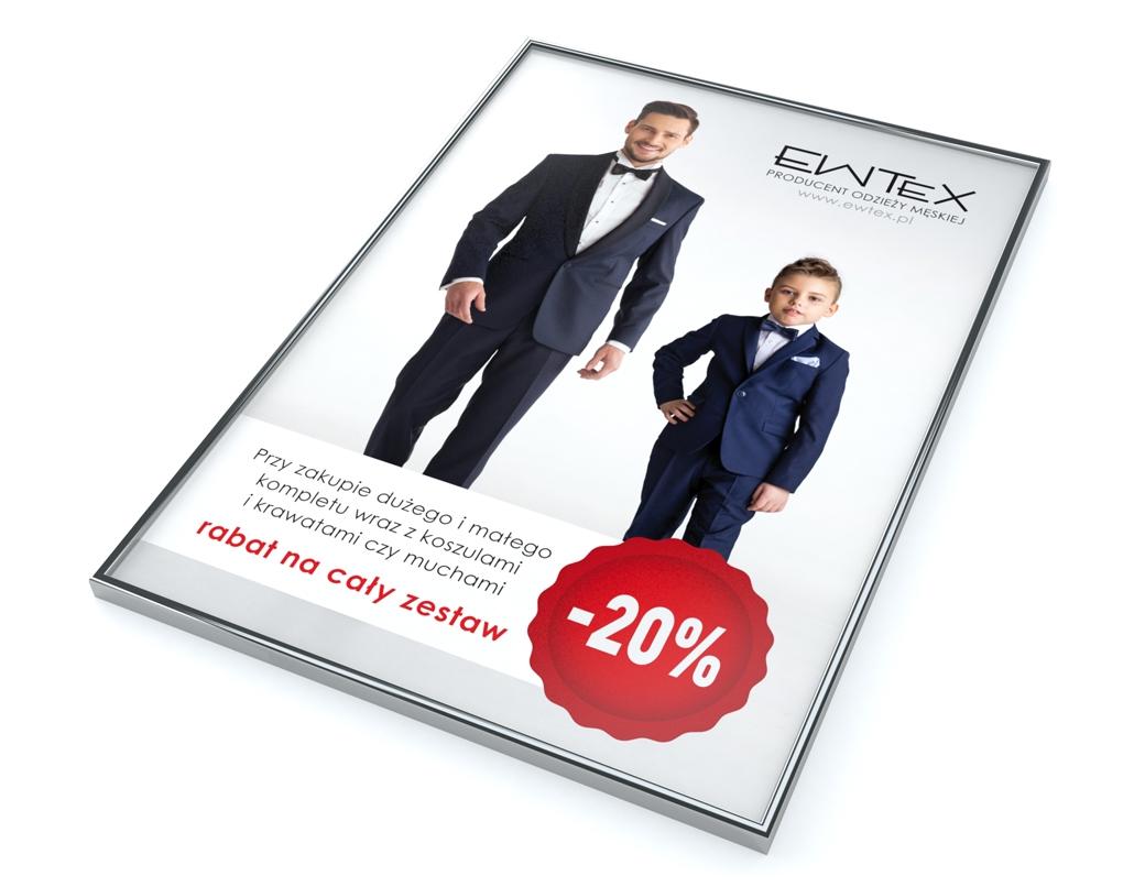Grafika 3D | Animacje 3D | Projektowanie graficzne |  EWTEX - Plakat komunijny | Identyfikacja wizualna