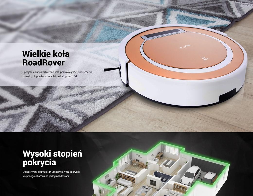 Grafika 3D | Animacje 3D | Projektowanie graficzne | Robot V55 | Identyfikacja wizualna