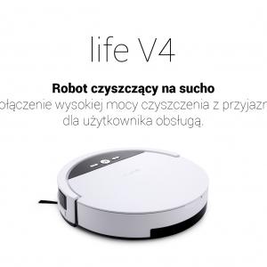 Grafika 3D   Animacje 3D   Projektowanie graficzne   Robot life V4   Identyfikacja wizualna