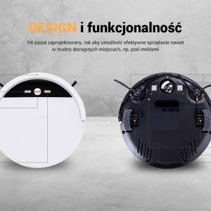 Grafika 3D | Animacje 3D | Projektowanie graficzne | Robot life V4 | Identyfikacja wizualna