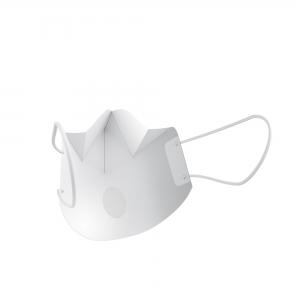 Grafika 3D | Animacje 3D | Projektowanie graficzne | Kartonowa maseczka ochronna | Modele 3D wizualizacje